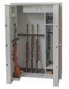 Szafa na broń GunGuard 4 optic /w z Przegrodą