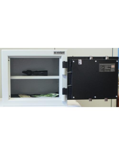 Zamek biometryczny w klasie B